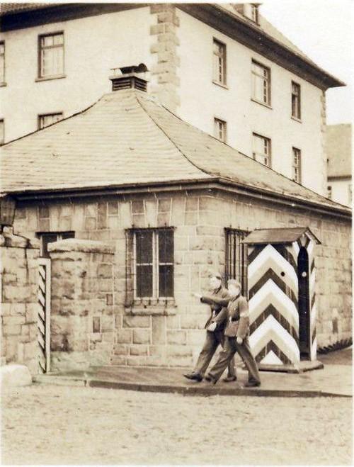 Ripon Barracks 1940 Dyga10