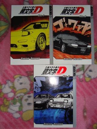 [Seller] Manga Dsc03414
