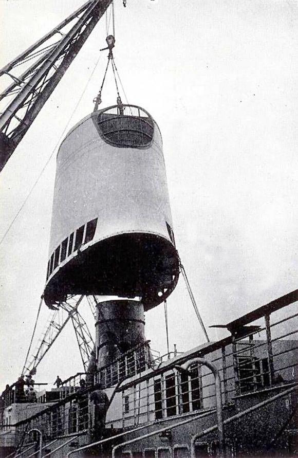 'Cristoforo Colombo' - Italia nav. - 1953 003ner10