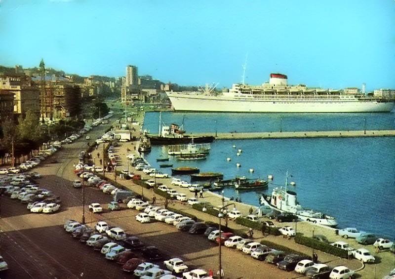 'Cristoforo Colombo' - Italia nav. - 1953 008abi10