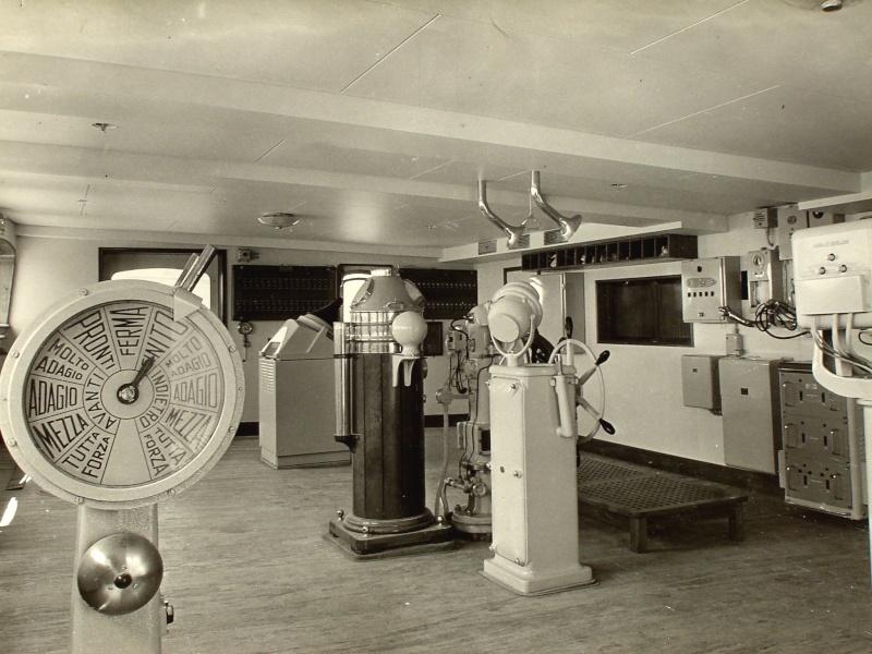 'Cristoforo Colombo' - Italia nav. - 1953 015ner10