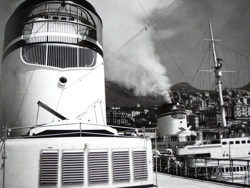'Cristoforo Colombo' - Italia nav. - 1953 017ner10