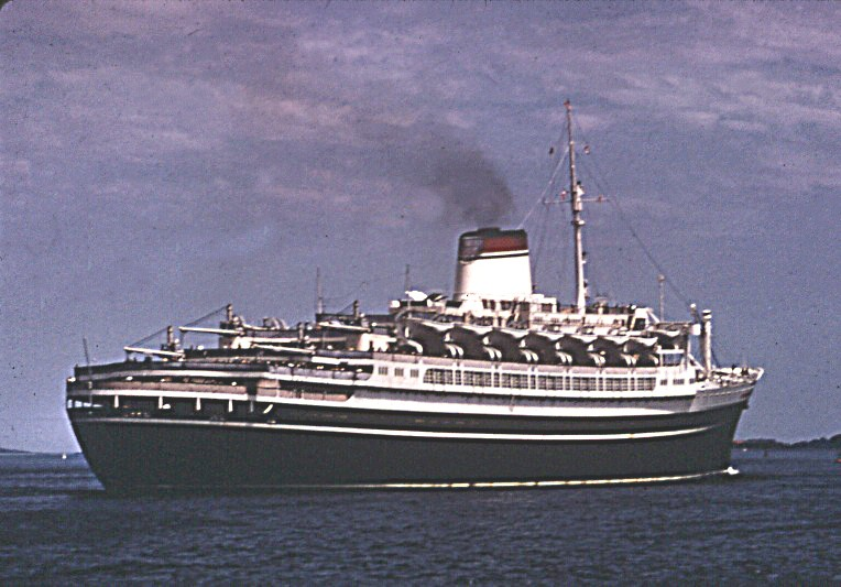 'Cristoforo Colombo' - Italia nav. - 1953 023ner10