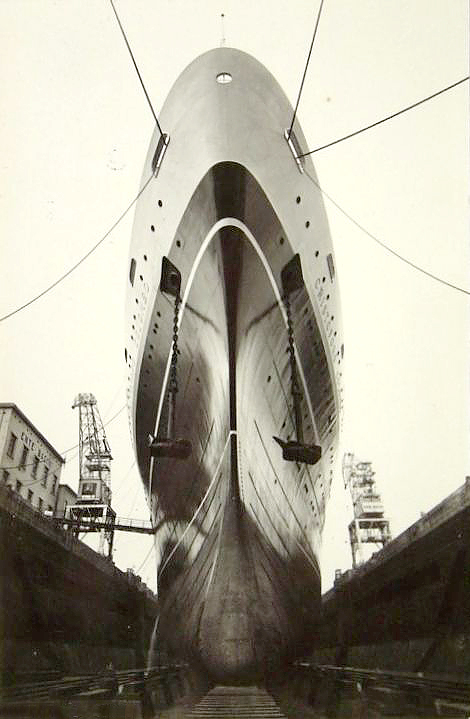 'Cristoforo Colombo' - Italia nav. - 1953 02710