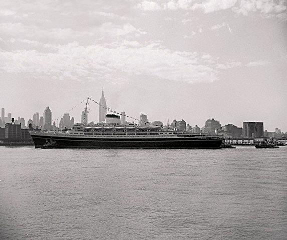 'Cristoforo Colombo' - Italia nav. - 1953 037ner10
