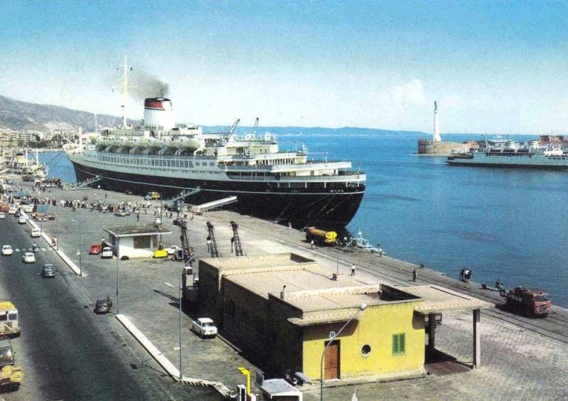 'Cristoforo Colombo' - Italia nav. - 1953 042ner10