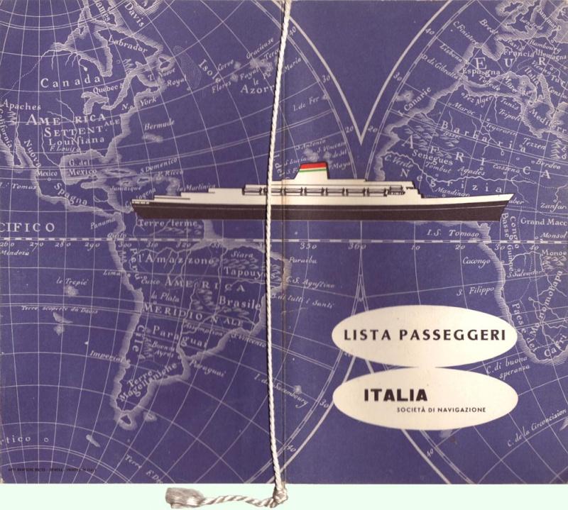 'Cristoforo Colombo' - Italia nav. - 1953 052ner10