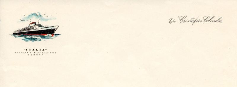 'Cristoforo Colombo' - Italia nav. - 1953 C_colo11