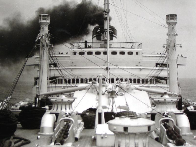 'Cristoforo Colombo' - Italia nav. - 1953 Colomb12