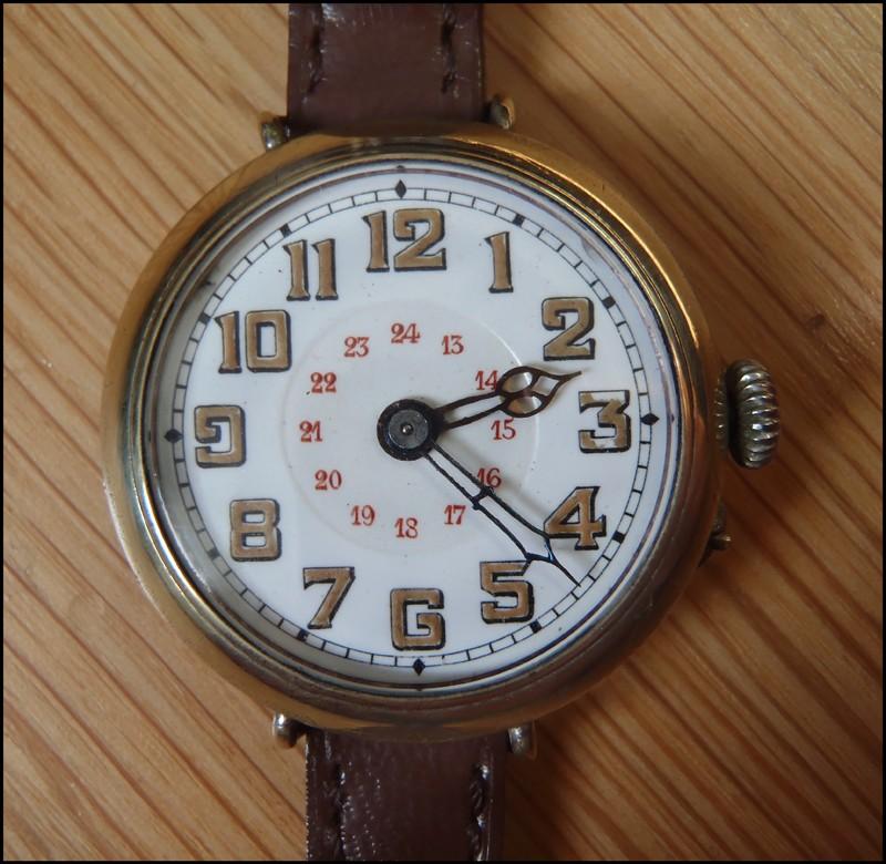 """Comment remettre du """"Fluo"""" sur cette montre de poilus ? 12022710"""