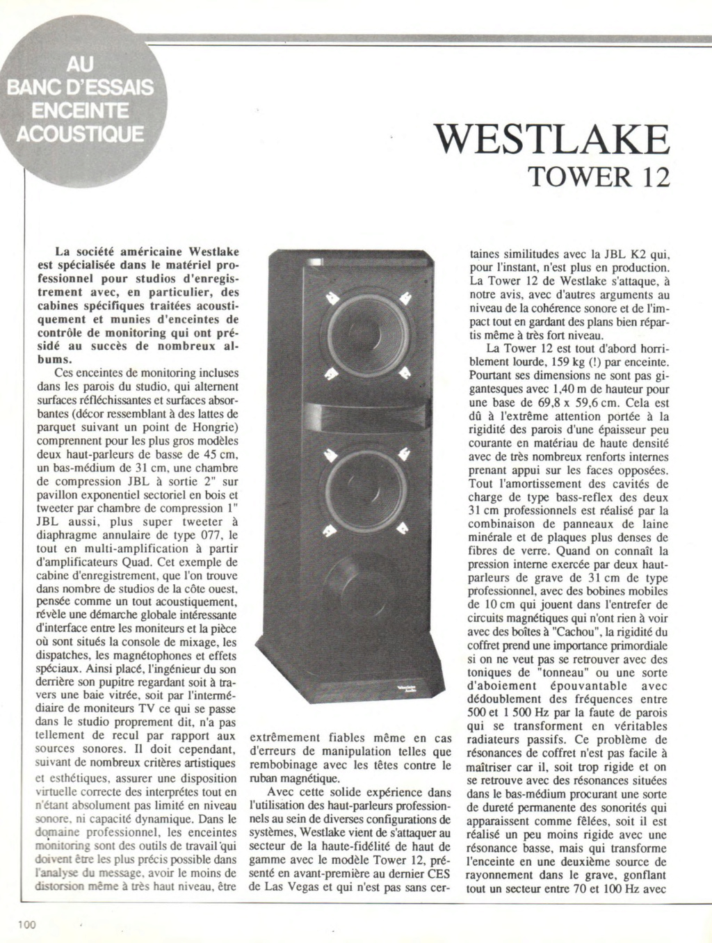 Serie K2 S9500 - Page 3 Tower110