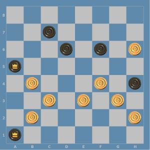Проблемы в бразильские шашки  17502710