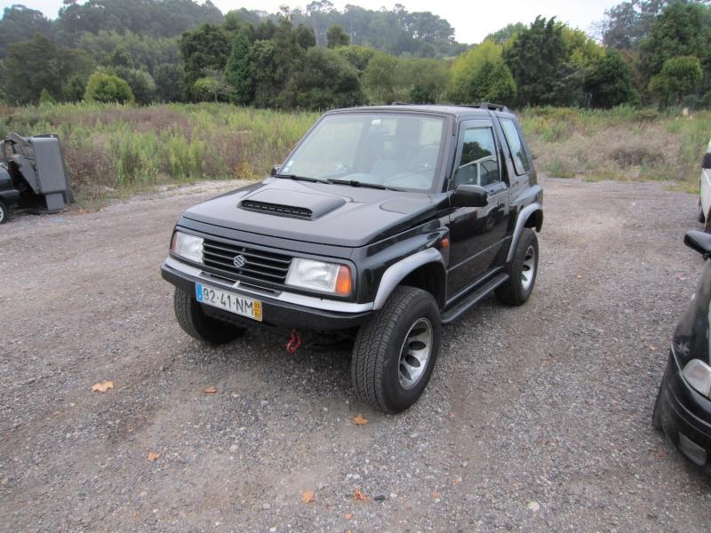 Suzuki Vitara JLX 1.9 TD 1999 c/ 120.000KM Img_0010