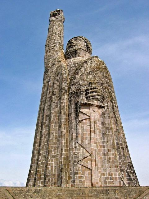 [Mexique] - Statue de José Maria Morelos, Isla de Janitzio, Etat du Michoacan Morelo10