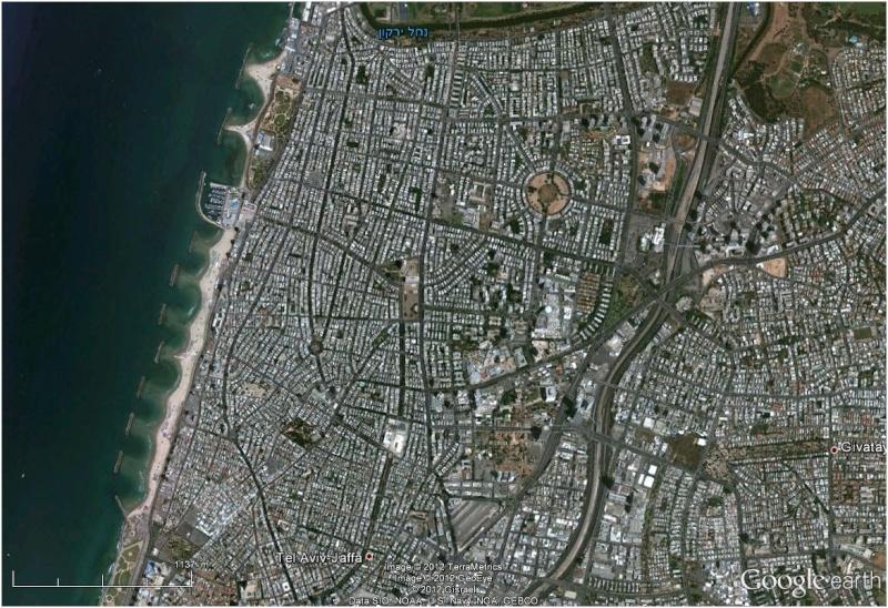 [Israël] - Israël et ses sites classés au patrimoine mondial de l'UNESCO  Tel_av10
