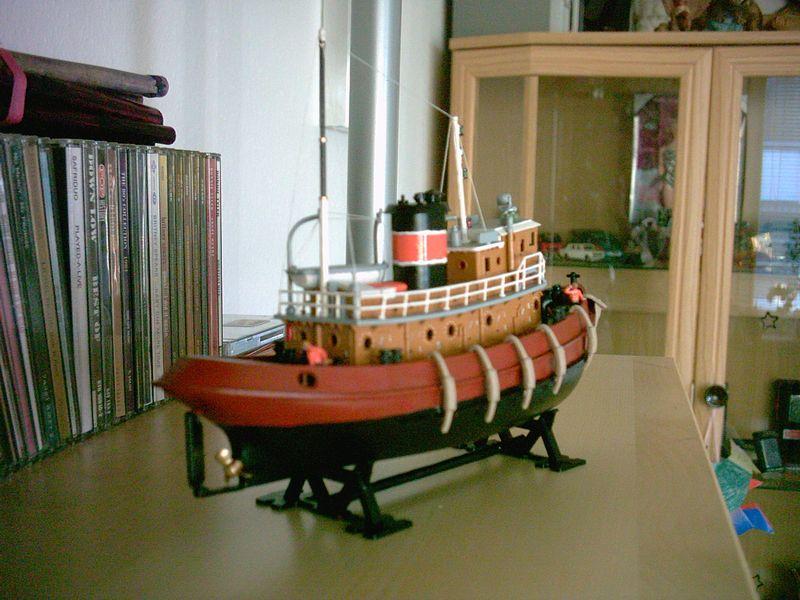 Harbour Tug Boat von Revell 1:108 Im000111