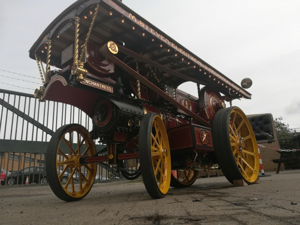 """4"""" Showmans Engine. Fully built and stunning. SORRY THIS HAS NOW SOLD Low_vi10"""