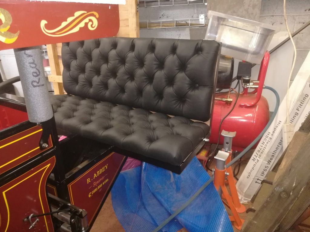 """4"""" Showmans Engine. Fully built and stunning. SORRY THIS HAS NOW SOLD Seat10"""