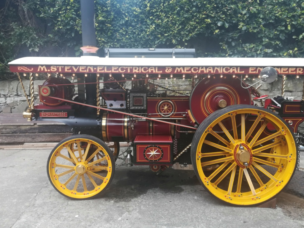 """4"""" Showmans Engine. Fully built and stunning. SORRY THIS HAS NOW SOLD Side_v11"""