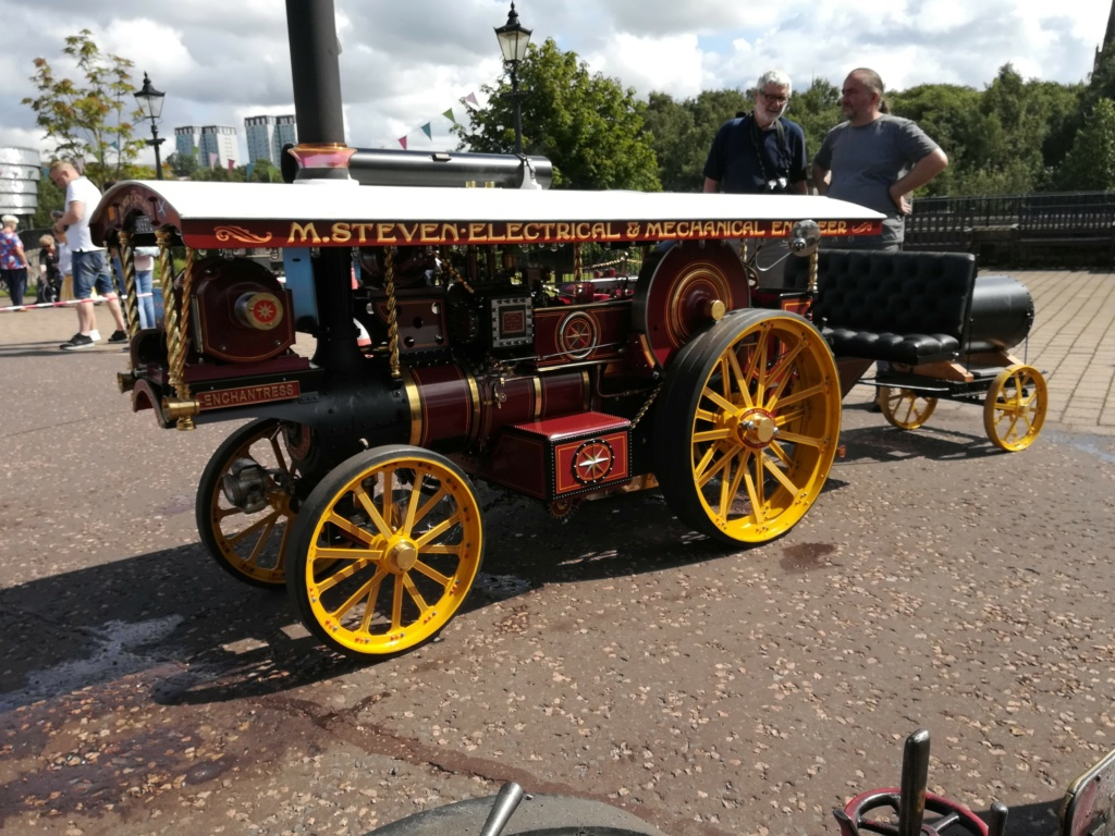 """4"""" Showmans Engine. Fully built and stunning. SORRY THIS HAS NOW SOLD Train10"""