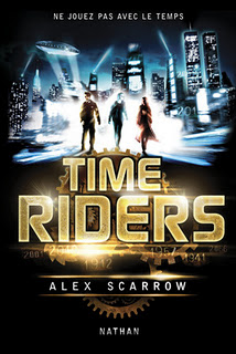 time - TIME RIDERS (Tome 01) de Alex Scarrow Timeri10