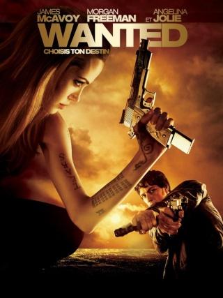 الفلم الشهير للممثلة أنجلينا جولي Wanted 314
