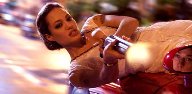 الفلم الشهير للممثلة أنجلينا جولي Wanted Wanted13