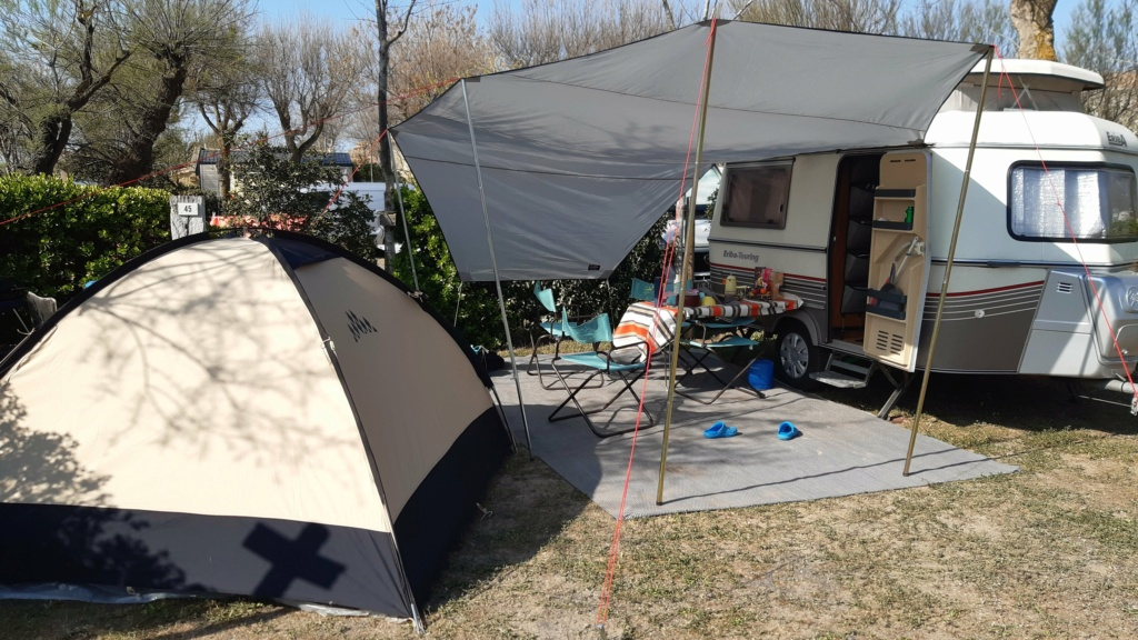 tente itinérante london 3 dôme chez Obelink Camp10