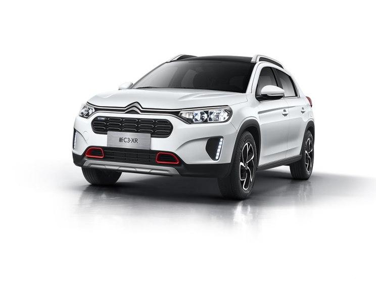 [SUJET OFFICIEL][CHINE] Citroën C3-XR [M44] - Page 12 C3_xr_10