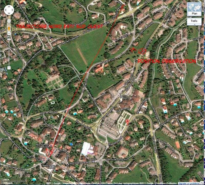 2011: le 13/09 à 9h15 - Deux objets avec trajectoire  deplacement etrangesUn phénomène insolite - Annecy le vieux (74)  Sans-t10