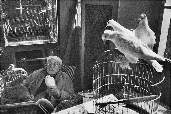 Cartier-Bresson/Walker Evans 910