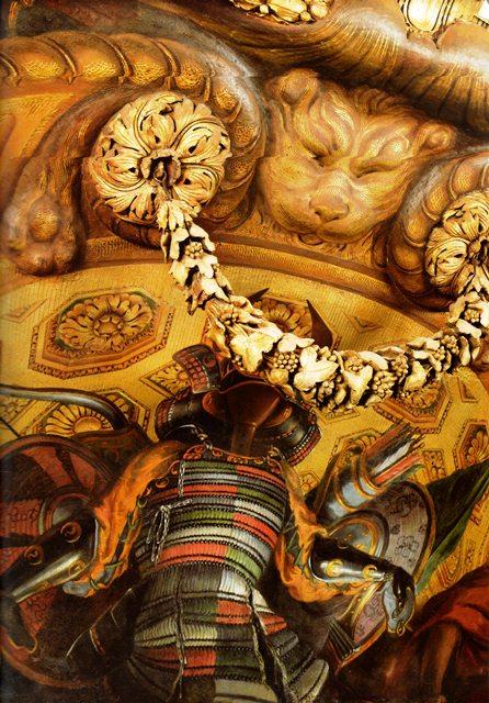 Une armure de Samourai à Versailles Img13910