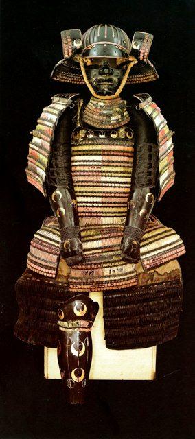 Une armure de Samourai à Versailles Img14010
