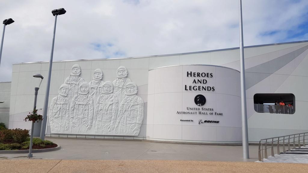 Le rêve est devenu réalité... Kennedy Space Center, WDW, Ste Pete, Fort Myers, Everglade et finalement Miami 20181031