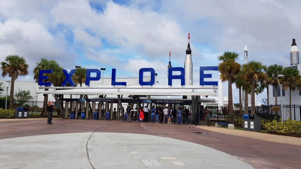 Le rêve est devenu réalité... Kennedy Space Center, WDW, Ste Pete, Fort Myers, Everglade et finalement Miami 20181032