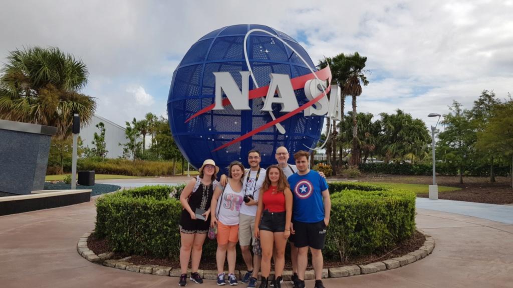 Le rêve est devenu réalité... Kennedy Space Center, WDW, Ste Pete, Fort Myers, Everglade et finalement Miami 20181033