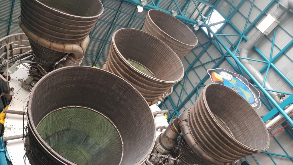 Le rêve est devenu réalité... Kennedy Space Center, WDW, Ste Pete, Fort Myers, Everglade et finalement Miami 20181040