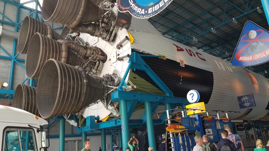 Le rêve est devenu réalité... Kennedy Space Center, WDW, Ste Pete, Fort Myers, Everglade et finalement Miami 20181041