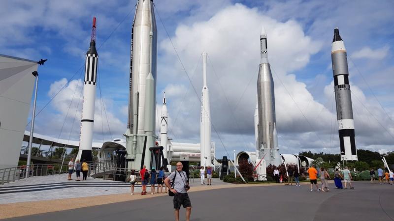 Le rêve est devenu réalité... Kennedy Space Center, WDW, Ste Pete, Fort Myers, Everglade et finalement Miami 20181047