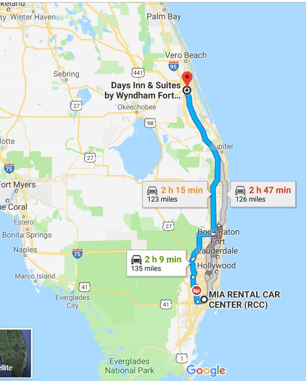 Le rêve est devenu réalité... Kennedy Space Center, WDW, Ste Pete, Fort Myers, Everglade et finalement Miami Captur14