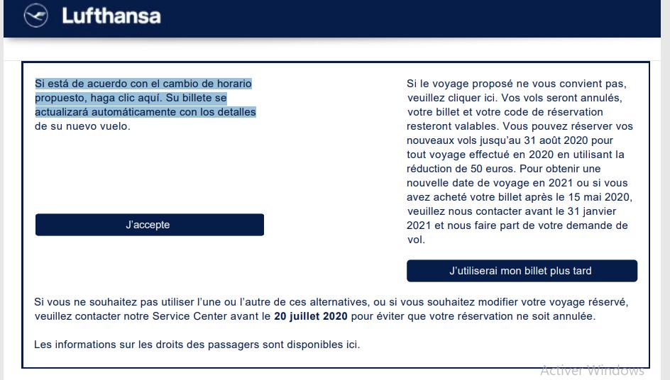 [Coronavirus]  Interdiction d'entrée aux USA - vos démarches, astuces, retour - Page 15 Luftha10