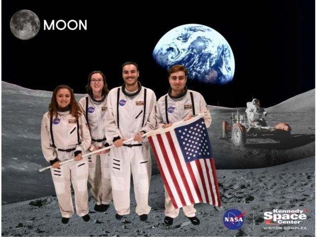 Le rêve est devenu réalité... Kennedy Space Center, WDW, Ste Pete, Fort Myers, Everglade et finalement Miami Receiv13