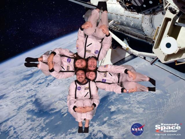 Le rêve est devenu réalité... Kennedy Space Center, WDW, Ste Pete, Fort Myers, Everglade et finalement Miami Receiv14
