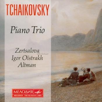 Tchaïkovsky - Trio avec piano Folder12