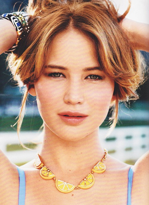 ■ Katniss Everdeen • Jennifer Lawrence ■ - Page 4 News9918