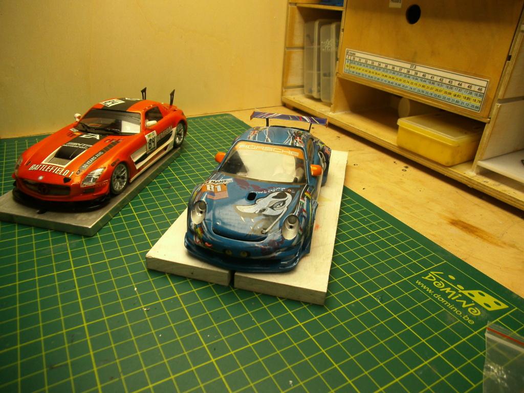 a vendre 2 scaleauto +1 side cars brm Pict0915