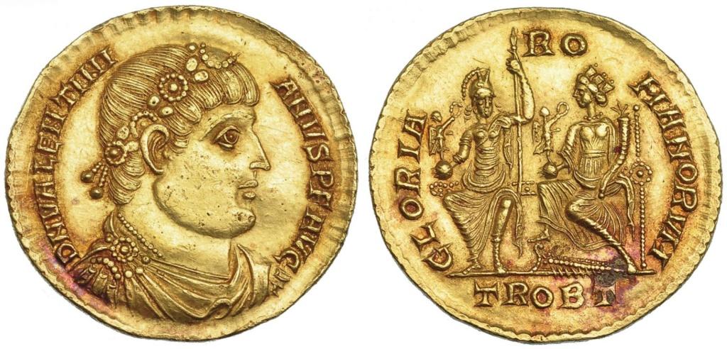 Valentinien I, faux moderne ? 45239510