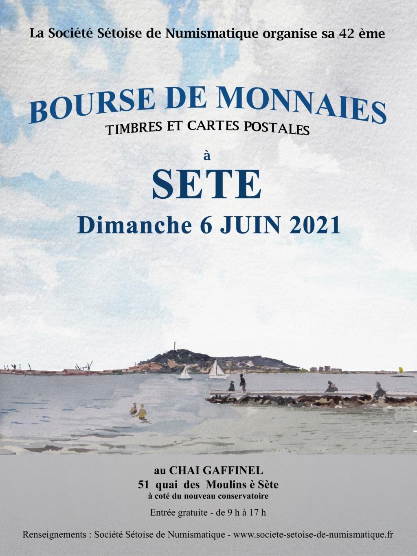 Bourse de Sète Affich10