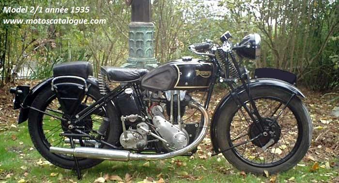 Triumph 350 Sprint Special 1935 Model-10