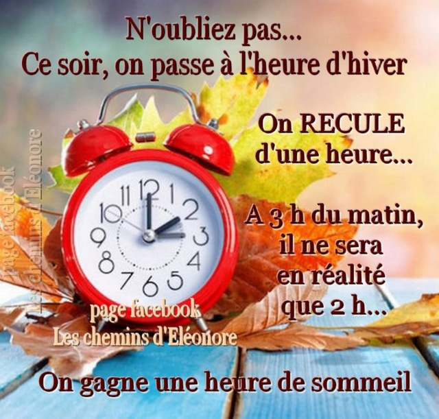 Ici on se dit bonjour  - Page 39 Heure-10